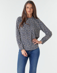Textil Mulher Tops / Blusas Only ONLNEW MALLORY Marinho