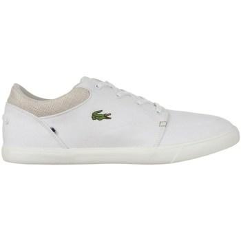 Sapatos Homem Sapatilhas Lacoste Bayliss 218 2 Cam Branco