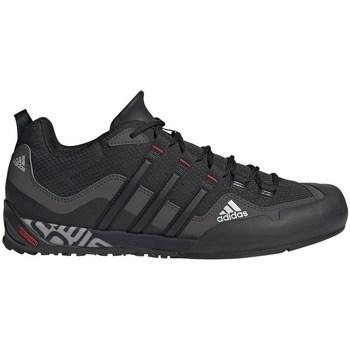 Sapatos Homem Sapatilhas de corrida adidas Originals Terrex Swift Solo Preto