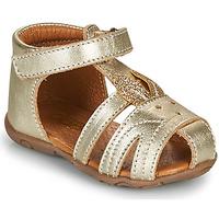 Sapatos Rapariga Sandálias GBB FADIA Ouro