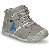 Sapatos Rapaz Sapatilhas de cano-alto GBB ABRICO Cinza