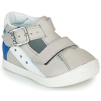 Sapatos Rapaz Sandálias GBB BERNOU Cinza