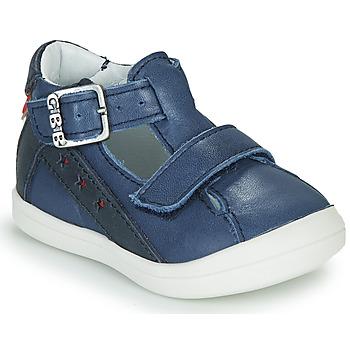 Sapatos Rapaz Sandálias GBB BERNOU Azul