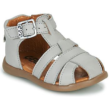 Sapatos Rapaz Sandálias GBB FARIGOU Cinza