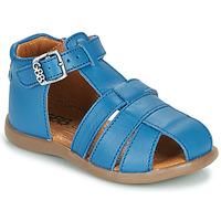Sapatos Rapaz Sandálias GBB FARIGOU Azul