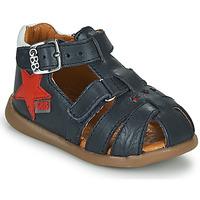 Sapatos Rapaz Sandálias GBB GARDOU Marinho