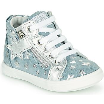 Sapatos Rapariga Sapatilhas de cano-alto GBB VALA Azul