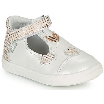 Sapatos Rapariga Sabrinas GBB EMILA Branco