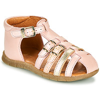 Sapatos Rapariga Sandálias GBB PERLE Rosa