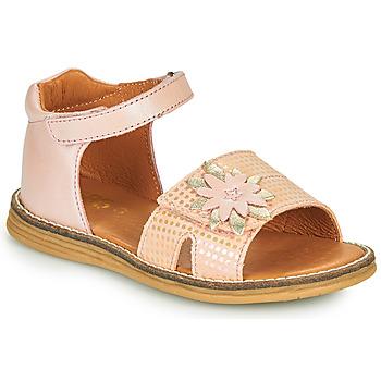 Sapatos Rapariga Sandálias GBB SATIA Rosa