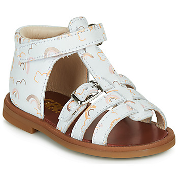 Sapatos Rapariga Sandálias GBB PHILIPPINE Branco