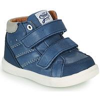 Sapatos Rapaz Sapatilhas de cano-alto GBB MORISO Azul
