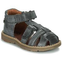Sapatos Rapaz Sandálias GBB SEVILLOU Cinza