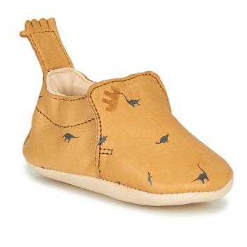Sapatos Criança Chinelos Easy Peasy BLUMOO Conhaque