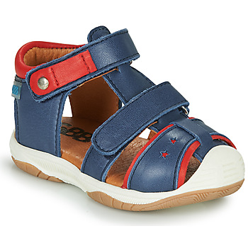 Sapatos Rapaz Sandálias GBB EUZAK Azul