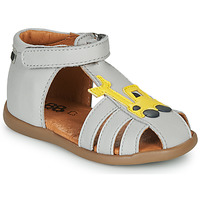 Sapatos Rapaz Sandálias GBB TULIO Cinza
