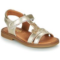 Sapatos Rapariga Sandálias GBB MURIA Ouro
