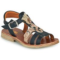 Sapatos Rapariga Sandálias GBB PALOMA Marinho