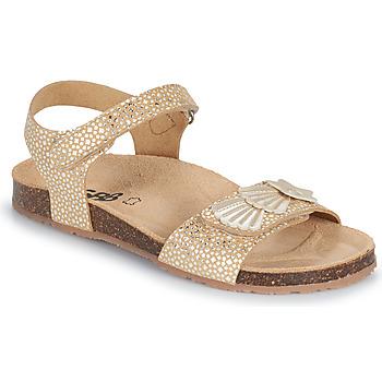 Sapatos Rapariga Sandálias GBB FAZZI Ouro