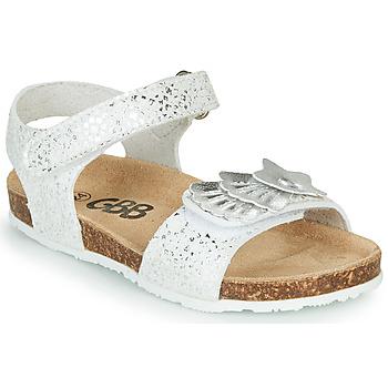 Sapatos Rapariga Sandálias GBB FAZZI Cinza