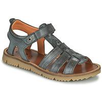 Sapatos Rapaz Sandálias GBB PATHE Cinza