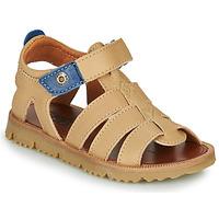 Sapatos Rapaz Sandálias GBB PATHE Bege