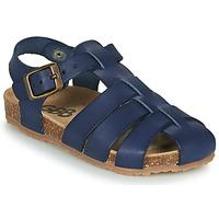 Sapatos Rapaz Sandálias GBB COQUI Azul