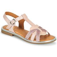Sapatos Rapariga Sandálias GBB EGEA Rosa