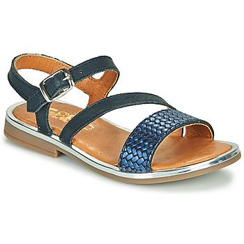 Sapatos Rapariga Sandálias GBB FANA Azul