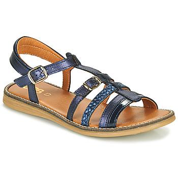 Sapatos Rapariga Sandálias GBB OLALA Azul