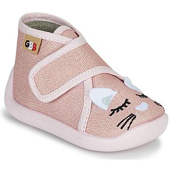 Sapatos Rapariga Chinelos GBB APODIE Rosa