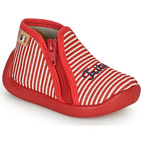 Sapatos Rapariga Chinelos GBB APOLA Vermelho