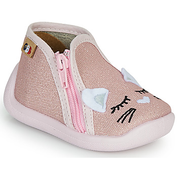 Sapatos Rapariga Chinelos GBB APOLA Rosa