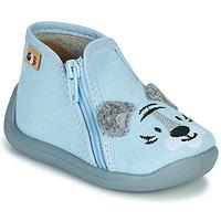 Sapatos Rapariga Chinelos GBB APOMO Azul