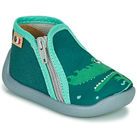 Sapatos Rapariga Chinelos GBB APOMO Verde