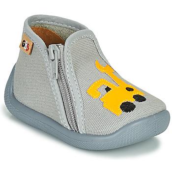 Sapatos Rapariga Chinelos GBB APOMO Cinza