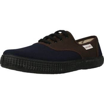Sapatos Mulher Sapatilhas Victoria 106651 Marron