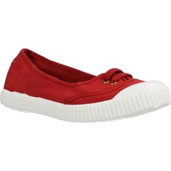 Sapatos Mulher Sabrinas Victoria 106625 Vermelho