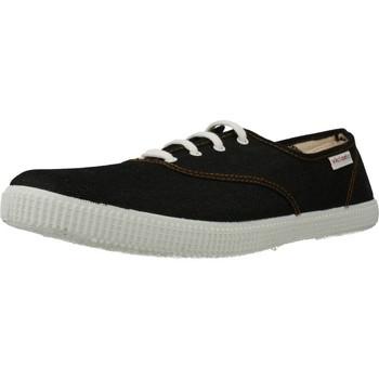Sapatos Homem Sapatilhas Victoria 106653 Preto