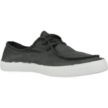 Sapatos Homem Sapatilhas Victoria 116601V Cinza
