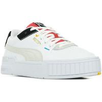 Sapatos Mulher Sapatilhas Puma Cali Sport Mix WH Branco