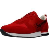 Sapatos Homem Sapatilhas Supreme 027001 Vermelho