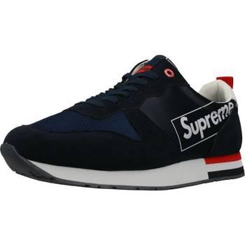 Sapatos Homem Sapatilhas Supreme 027001 Azul