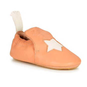 Sapatos Criança Chinelos Easy Peasy BLUBLU ETOILE MOU PEACH-BLANC MOU/PATIN