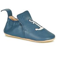 Sapatos Criança Chinelos Easy Peasy BLUBLU ANCRE Azul