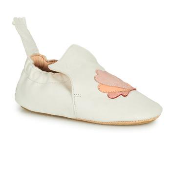 Sapatos Criança Chinelos Easy Peasy BLUBLU COQUILLE Branco