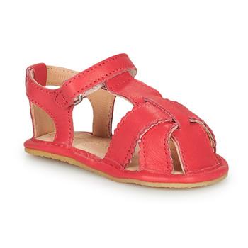 Sapatos Criança Chinelos Easy Peasy BLUNA Rosa