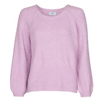 Textil Mulher camisolas Betty London NELILA Violeta