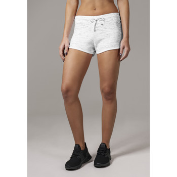 Textil Mulher Shorts / Bermudas Urban Classics Short femme Urban Classic space hot blanc/noir/blanc