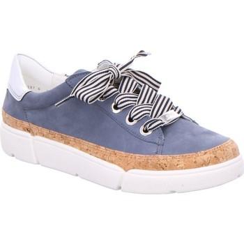 Sapatos Mulher Sapatilhas Ara Rome Highsoft Flats Blue